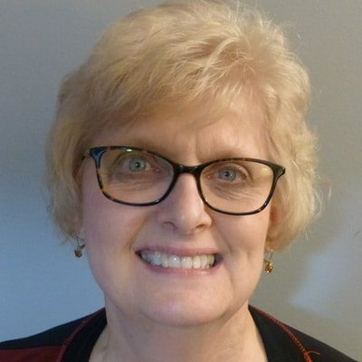 Joann Blair - Treasurer 2